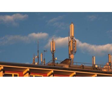Mobilfunk: Downloadraten bei 4G-Tarifen viel zu niedrig