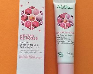 [Werbung] Melvita Nectar de Roses erfrischendes Augenkonturgel