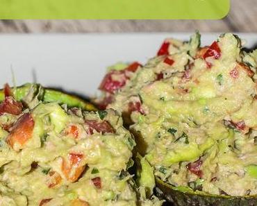 Mein Mann kann: Avocado mit Thunfischfüllung #Feierabendküche