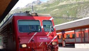 Fischwenger Reisen Glacier Express