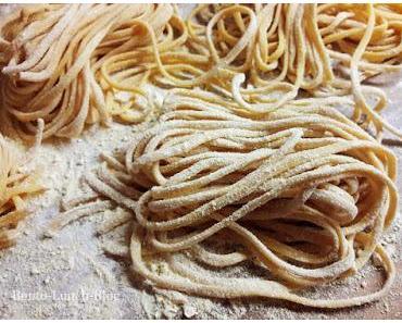 Rezept: Kichererbsen-Nudeln, glutenfrei mit dem Pastamaker