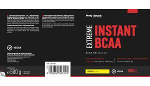 Test: Xtreme Instant BCAA Body Attack