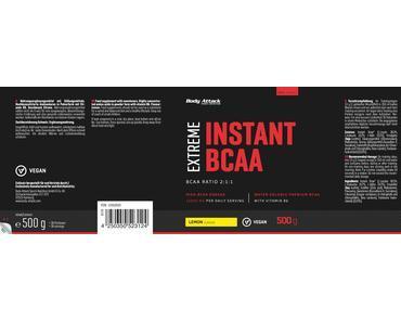 Im Test: Xtreme Instant BCAA von Body Attack