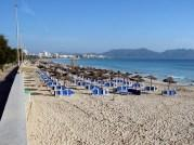 Sanierung der Promenade von Cala Bona geht im Oktober weiter