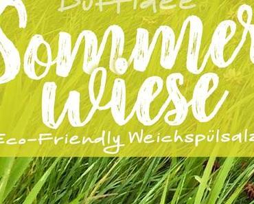 Duftidee für Weichspülsalz: Sommerwiese