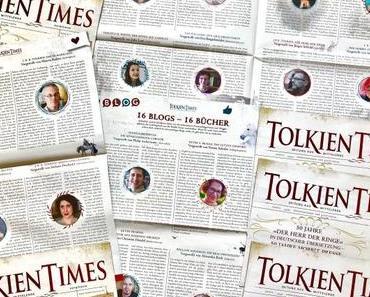 Jubiläumsausgabe der Tolkien Times zu 50 Jahre Hobbit Presse   Bloggerspezial