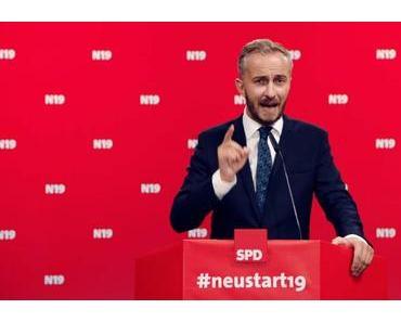 Böhmermann bewirbt sich für SPD Vorsitz