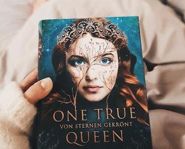 """""""One true Queen - Von Sternen gekrönt - Band 1"""" von Jennifer Benkau"""