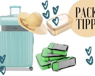 Reisen - Packtipps | The Nina Edition