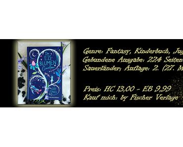 .: Rezension ~ Der Eisblumengarten :.