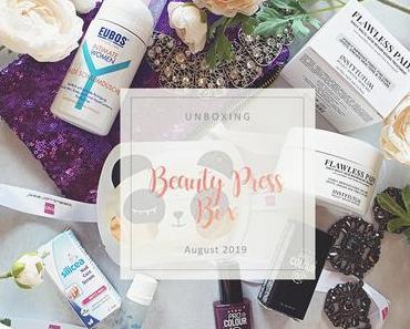beautypress News - Box - August 2019