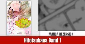 Review zu Hitotsubana Band 01