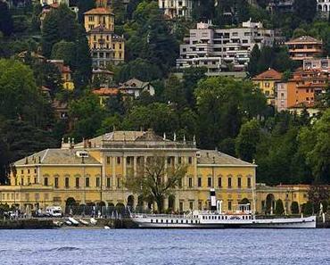 Villa Olmo – eine der schönsten Villen am Comer See