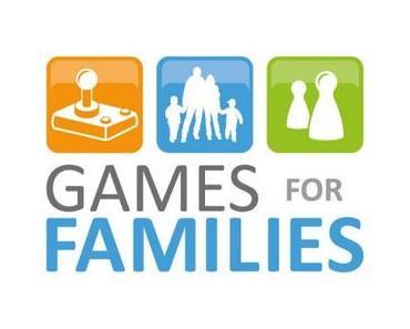 Games for Families – Spiele-Event für alle Generationen: Noch in sechs Mal in 2019