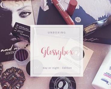 Glossybox - September 2019 - day and night Edition