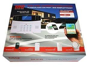 Multi Kon Trade M2B GSM Funk Alarmanlage – das eigene Zuhause absichern