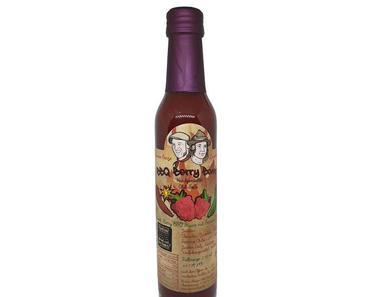 Burnin' Benze - BBQ Berry Bomb Hot Sauce