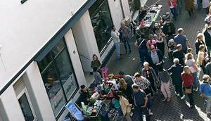 Foto: Flohmarkt Lüdinghausen