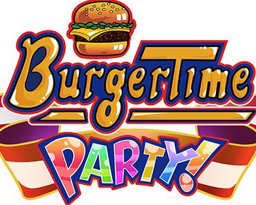 BurgerTime Party! - Für Nintendo Switch im Oktober