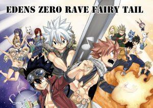Hiro Mashima arbeitet einem Crossover-Manga