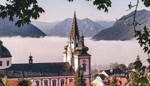 Herbstzeit Mariazell Fotos