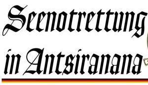Seenotrettung Antsiranana, Massentransport direkt nach Deutschland
