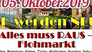 Flohmarkt JUFA-Sigmundsberg wegen Erneuerung