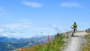 Mountainbike: Singletrail-Paradies Kleinkirchheim