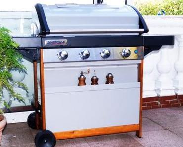 [Anzeige] Campingaz 4 Series Dual Heat Woody LX Gasgrill