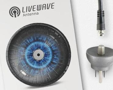 LiveWave – Fake Antenne für angeblichen HD-TV-Empfang