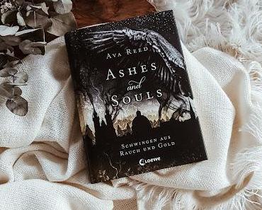 """""""Ashes and Souls - Schwingen aus Rauch und Gold"""" von Ava Reed"""
