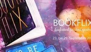 [Bookflix2.0] Festival Serienjunkies....BEGINNT