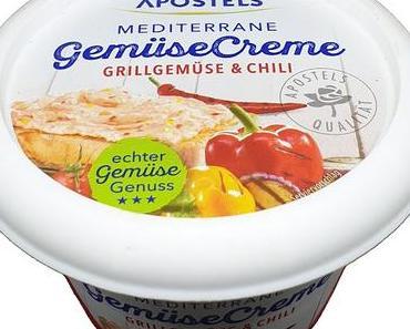 Apostels - Mediterrane GemüseCreme Grillgemüse & Chili