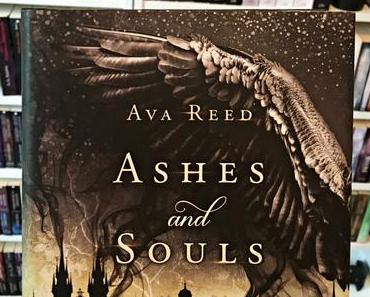 |Rezension| Ava Reed - Ashes and Souls 1 - Schwingen aus Rauch und Gold