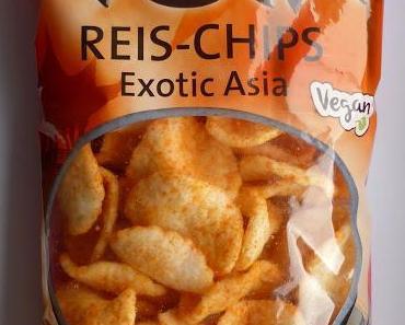 XOX Snack - Asia Reis-Chips Exotic Asia