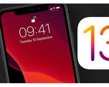 Die nächsten Updates für iOS 13