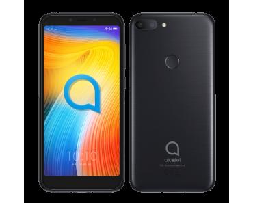 Einsteiger-Smartphone Alcatel 1S bei Aldi Nord
