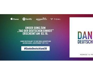 Danke Deutschland // Die Hymne zum Tag der deutschen Einheit in Kiel