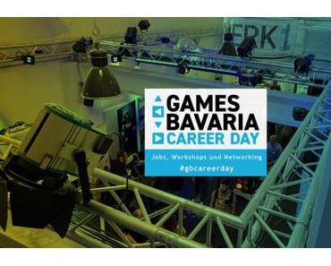 Games/Bavaria Career Day am 12. November 2019 in München