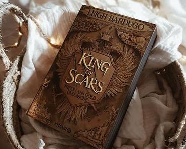 """""""King of Scars - Thron aus Gold und Asche"""" von Leigh Bardugo"""