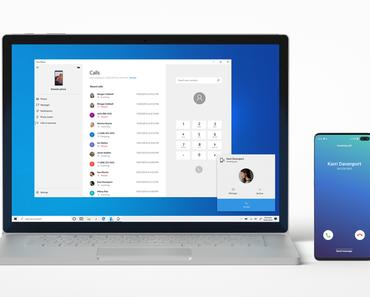Microsoft testet Smartphone-App für Windows 10