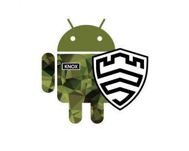 Samsung arbeitet an spezieller Bundeswehr Android-Version