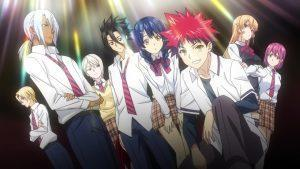 Deutscher OmU-Trailer Food Wars! Staffel