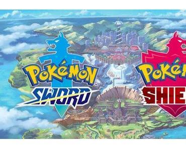 Pokémon Schild und Schwert Gameplay präsentiert