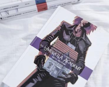 The Umbrella Academy – Hotel Oblivion | Gerard Way & Gabriel Ba