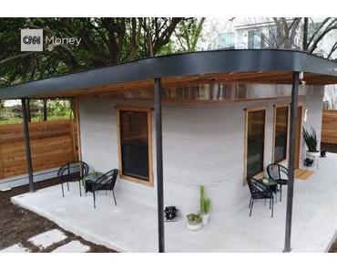 Tiny House aus dem 3D-Drucker