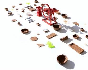 Zero Waste – Produktdesign aus Kiefernadeln