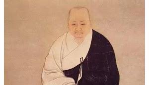 chinesische Meister Zibo Zhenke (1543-1604)