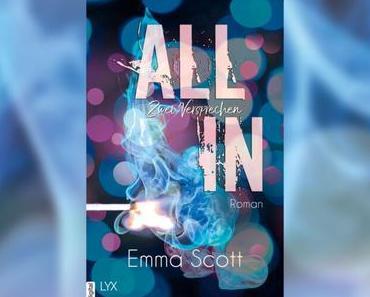 [Rezension] Emma Scott – All in: Zwei Versprechen