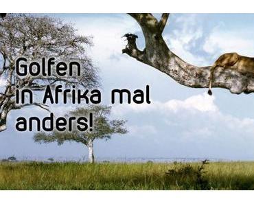 Golfen in Afrika